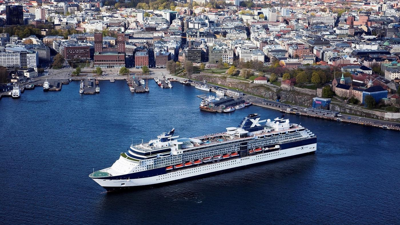 What Are Some Examples of Constellation Cruise Ship Deck Plans?