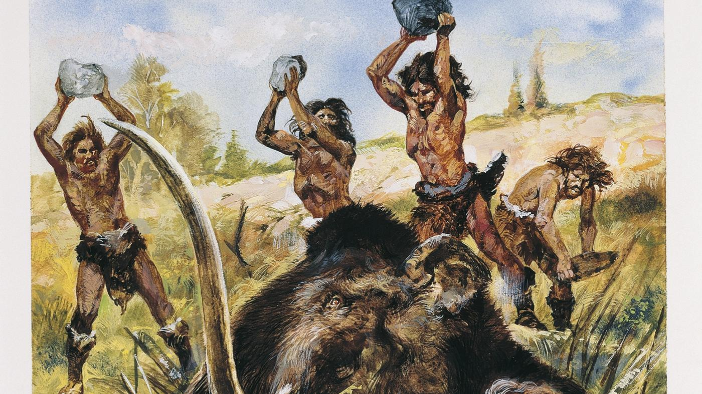 What Are Some Examples of Stone Age Clothing?