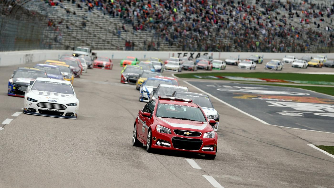 How Fast Does the Pace Car Go in NASCAR?