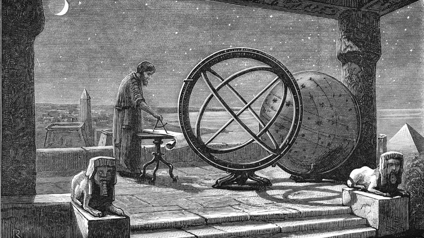 Who Is the Father of Trigonometry?
