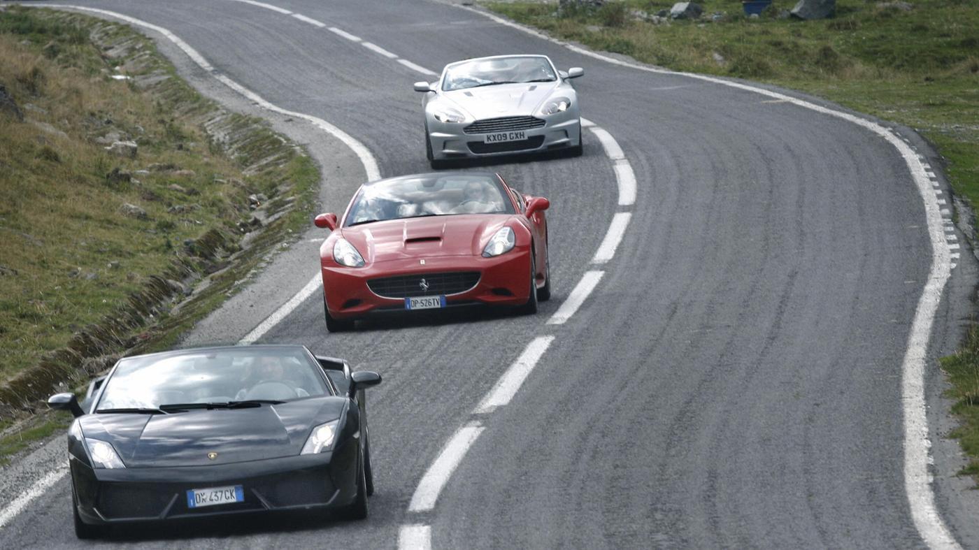 Is a Ferrari Faster Than a Lamborghini?