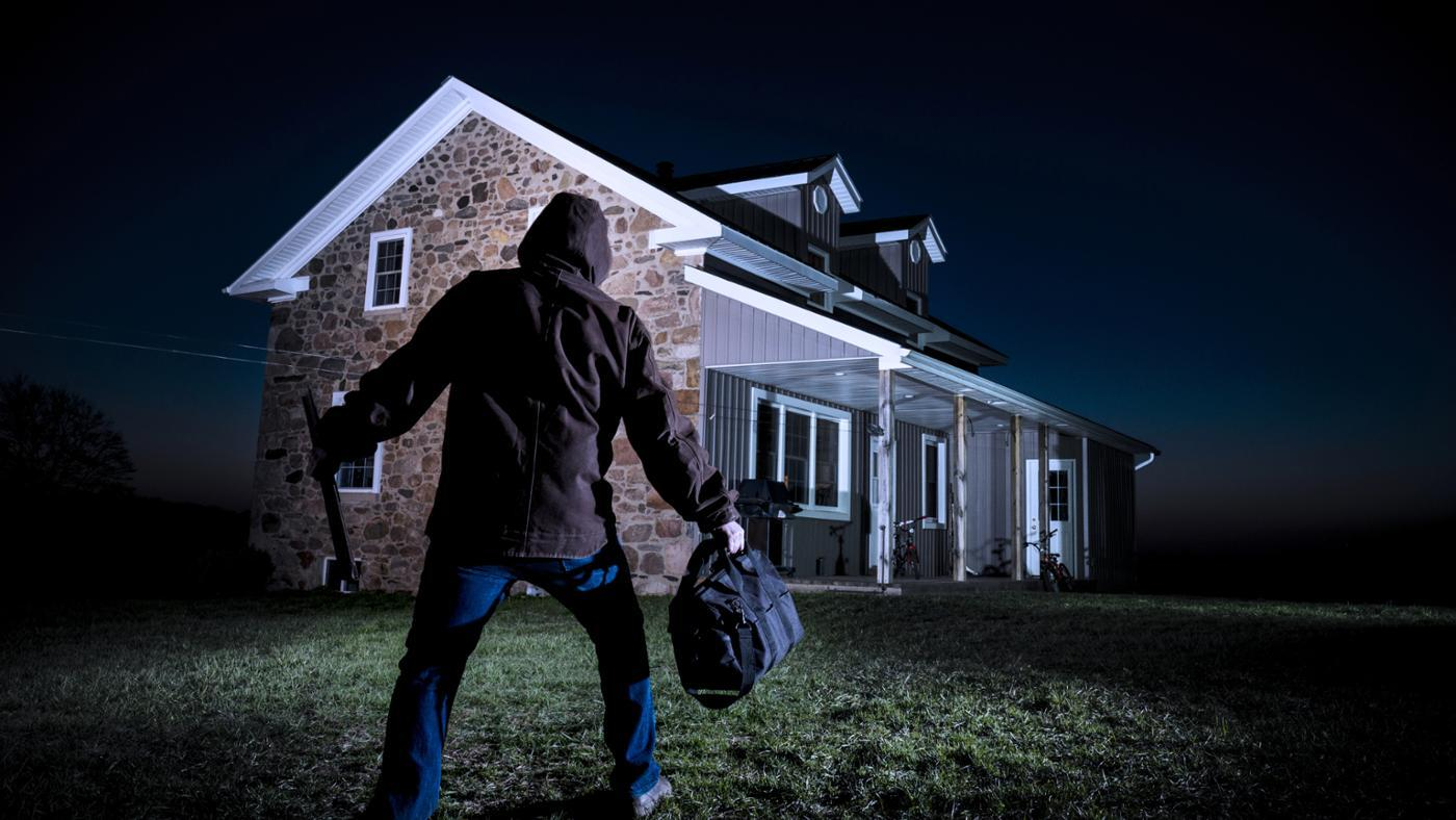 What Is First Degree Burglary?