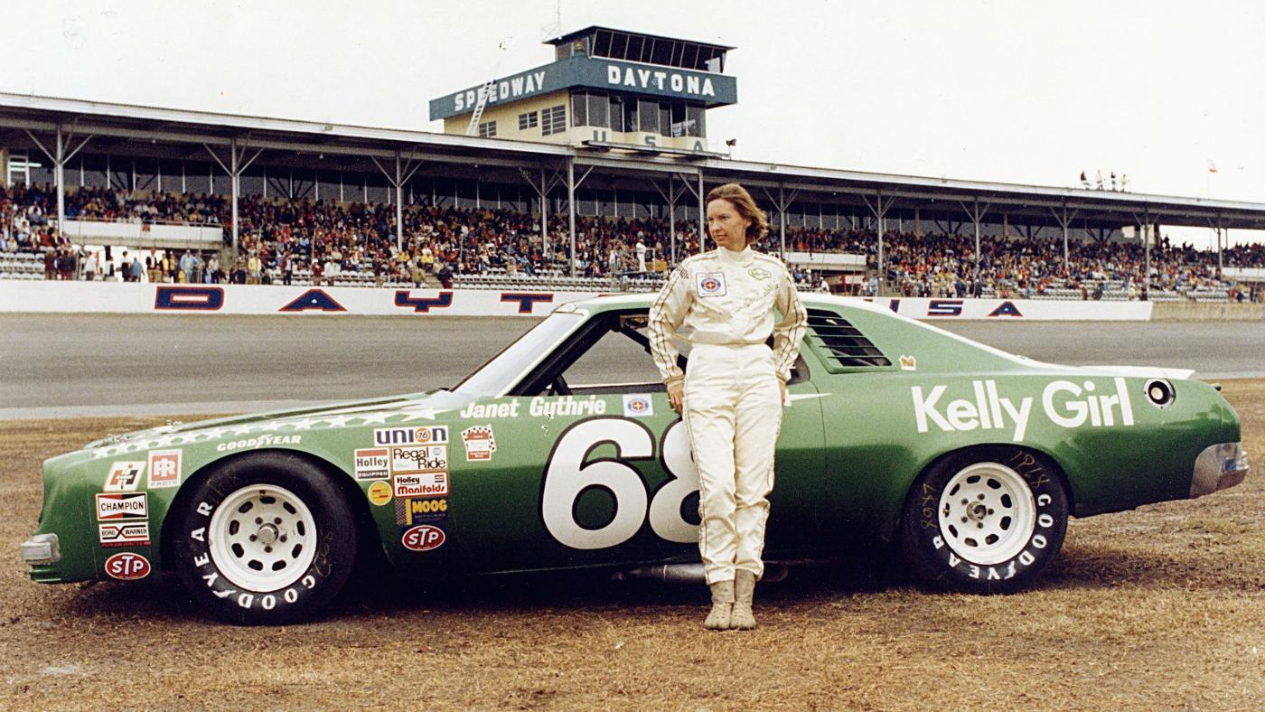 Who Was the First Woman to Race in the Daytona 500?