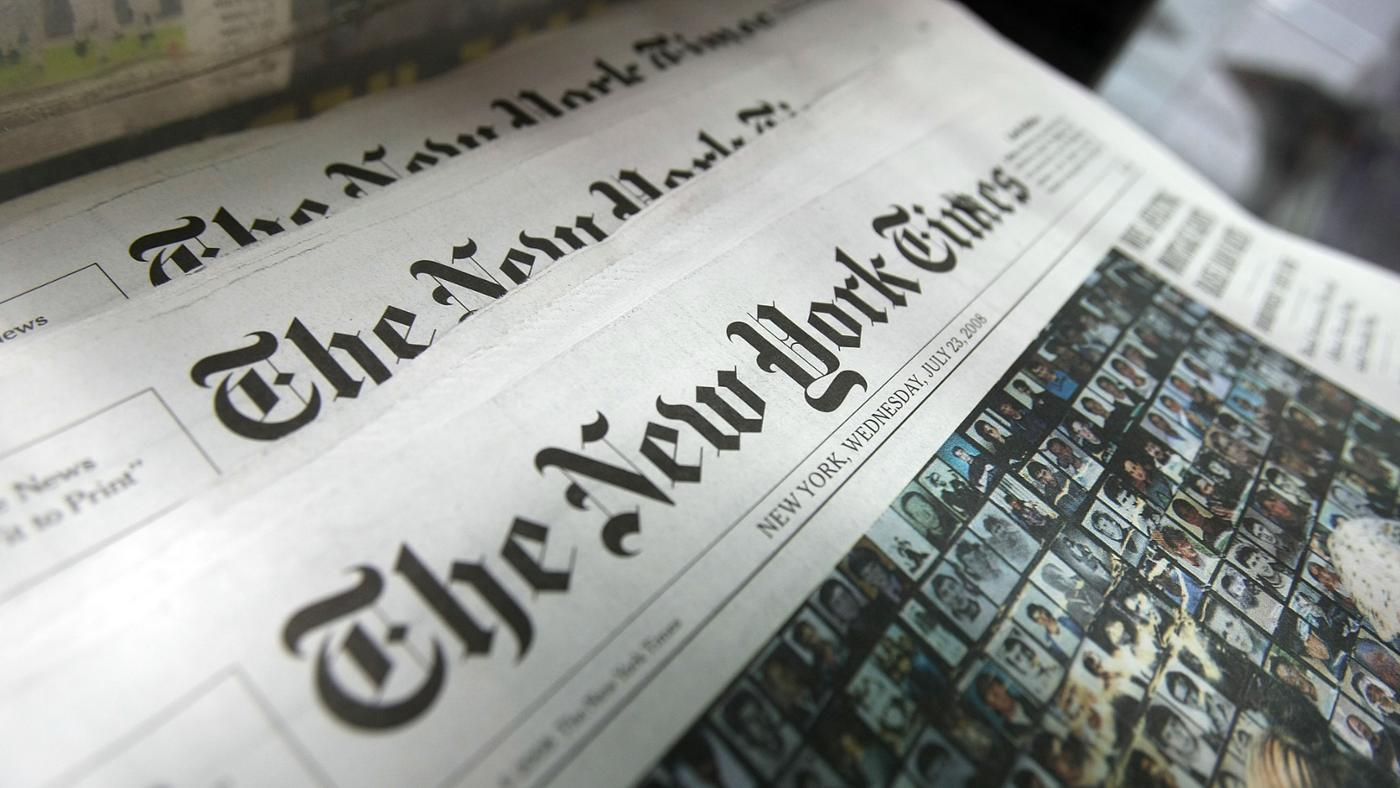 What Font Does The New York Times Use?
