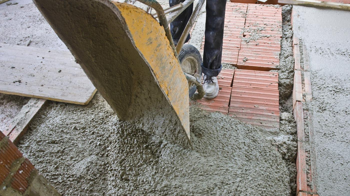 What Is the Formula for Concrete in Cubic Yards?