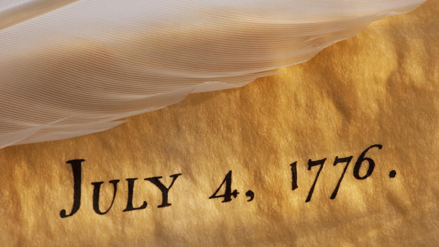 What Are the Four Parts of the Declaration of Independence?