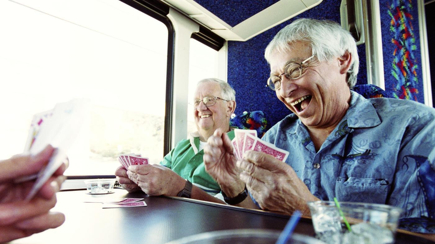 What Are Some Games or Activities for Senior Citizens?