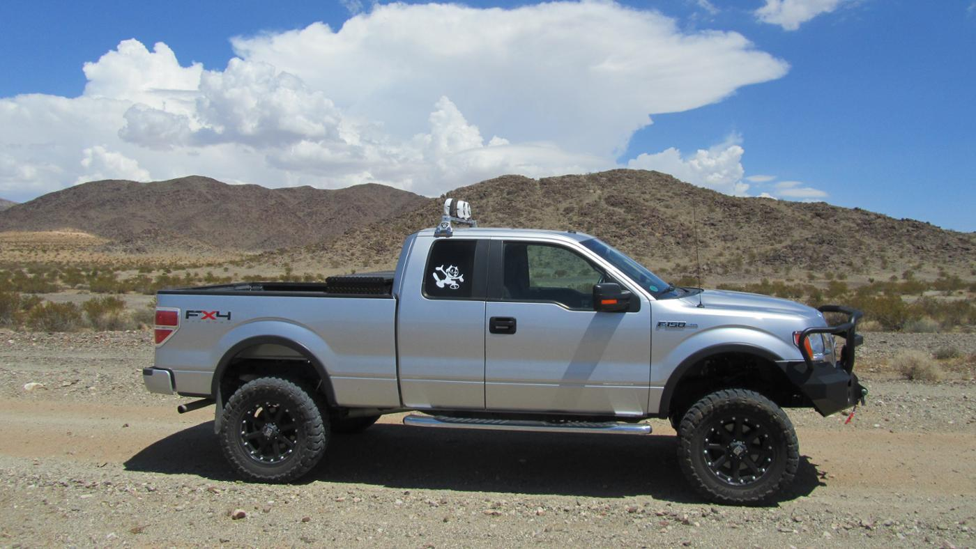 What Is the Gas Mileage for a Ford F-150?