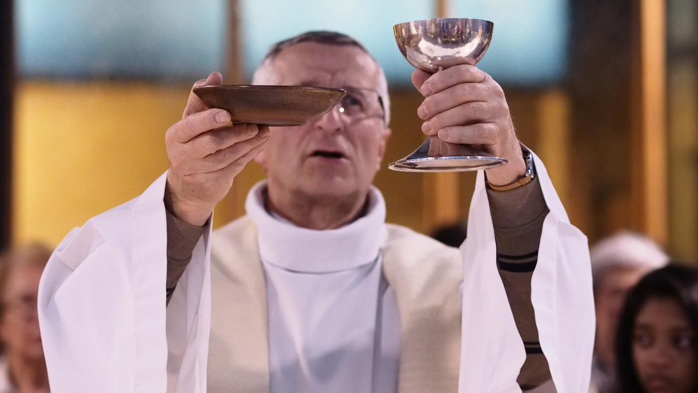 What Is a Good Communion Prayer?