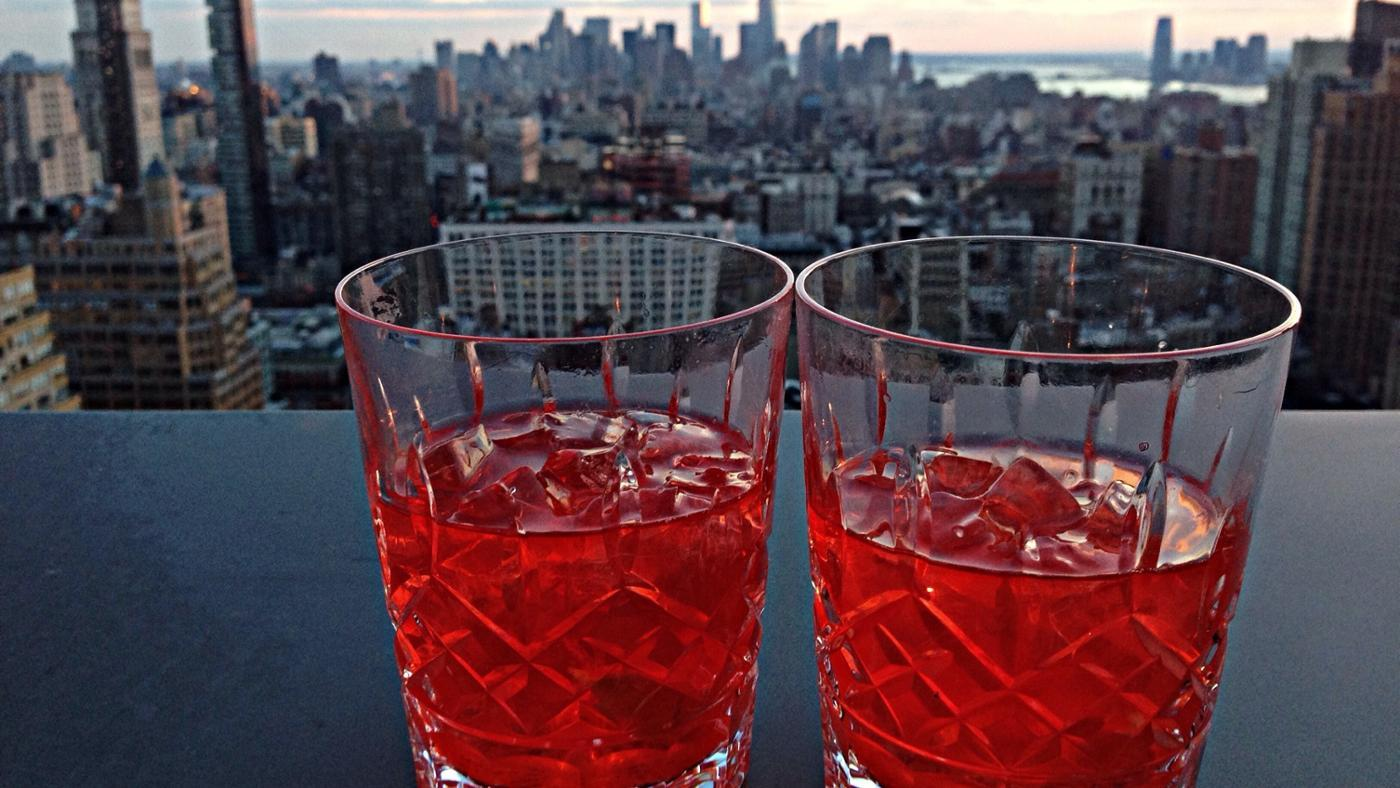 What Is a Good Recipe for a Negroni Cocktail?