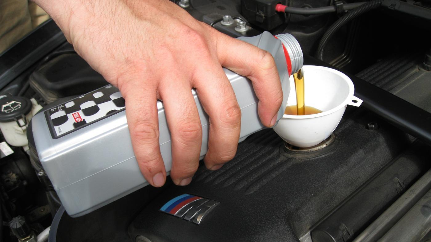 What Happens During an Oil Change?