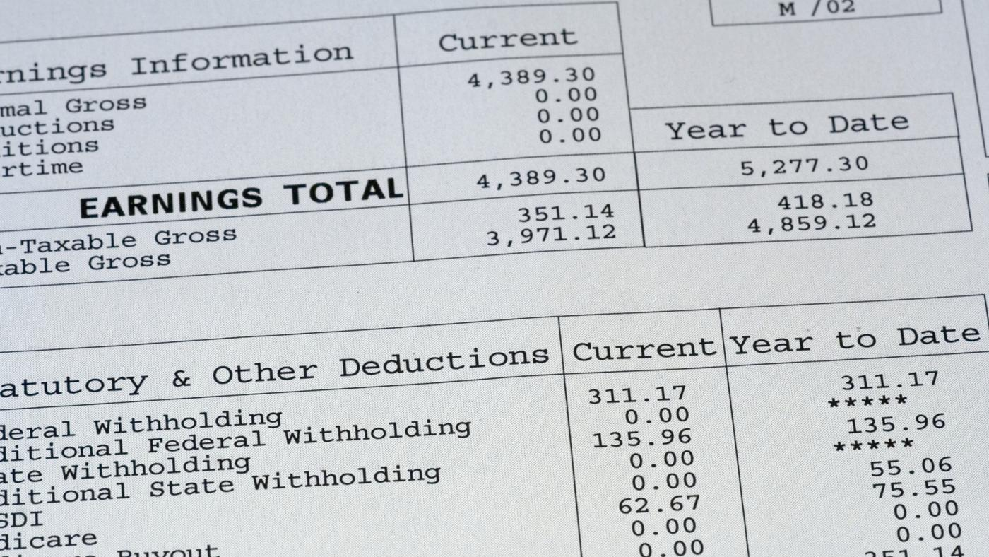 What Is an HBC Pay Stub?