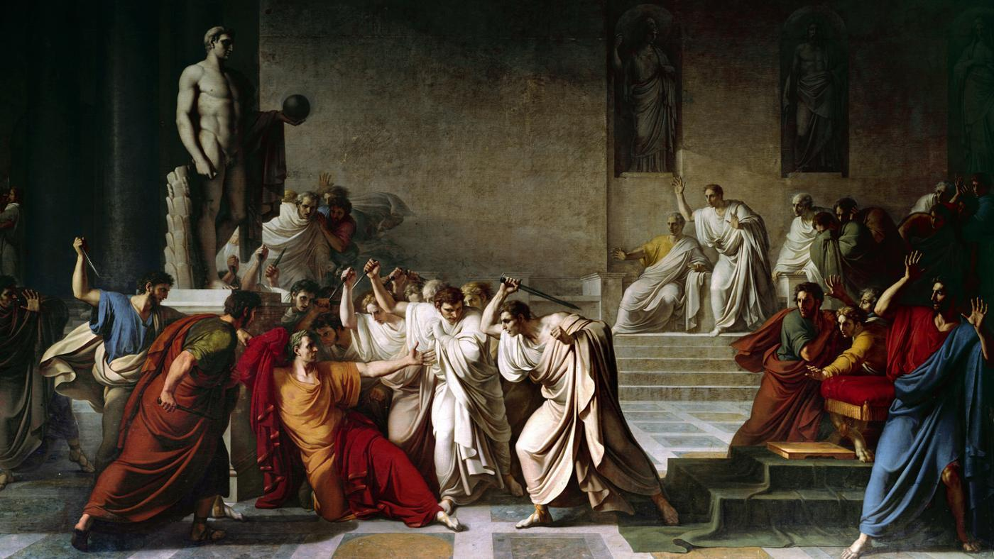 """What Holiday Is Being Celebrated in """"Julius Caesar""""?"""
