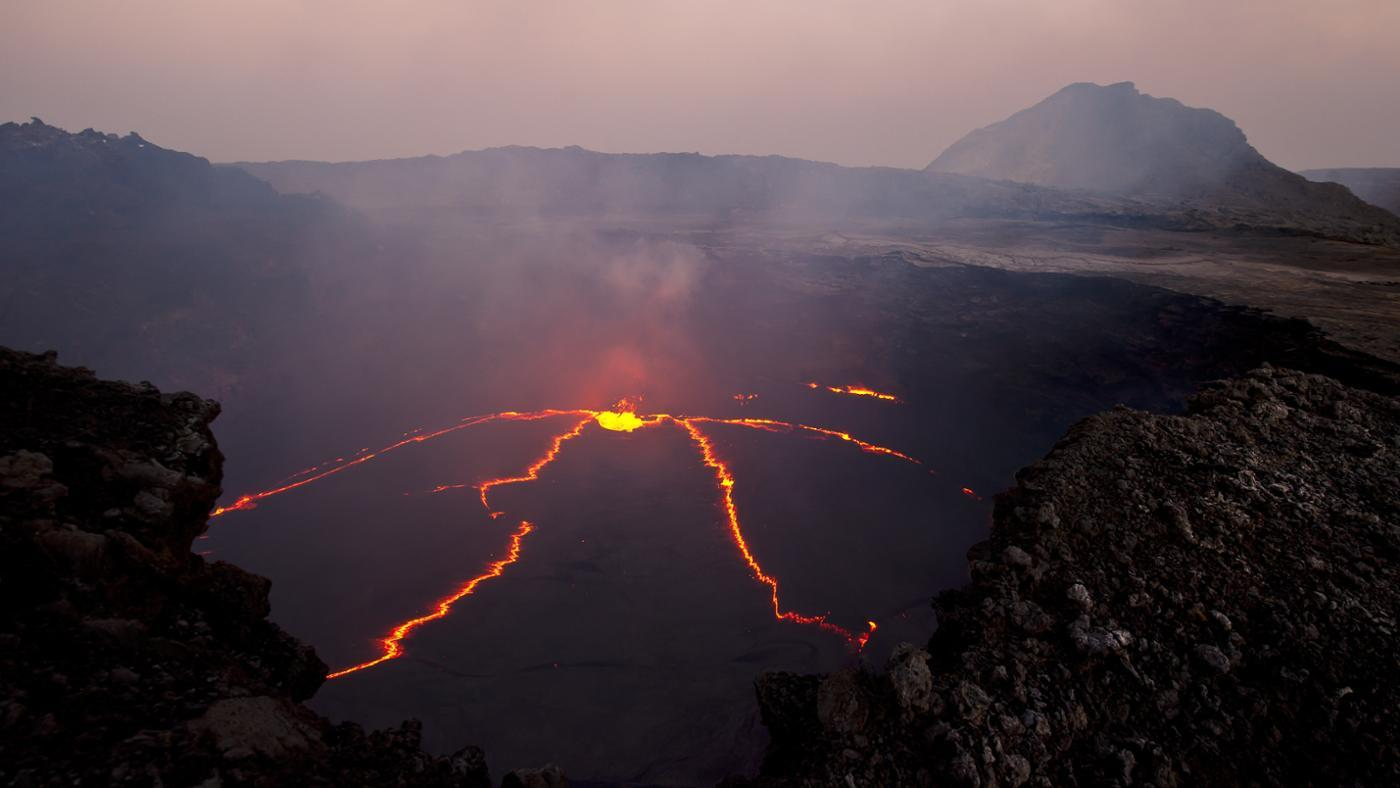 How Hot Is the Earth's Crust?
