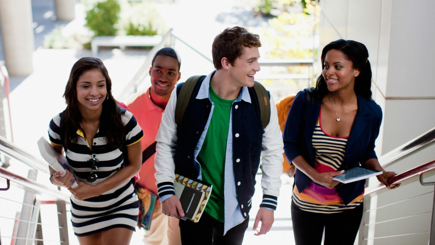 How Can You Convince Teens to Stay in School?