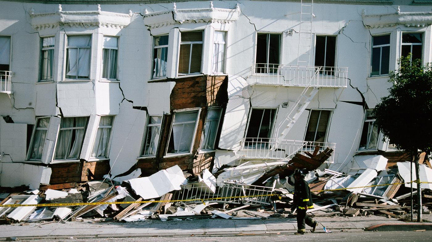 How Do Earthquakes Cause Damage ?