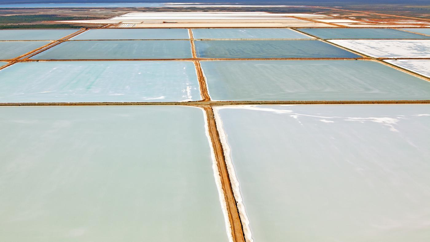 How Is Salt Derived From Seawater?