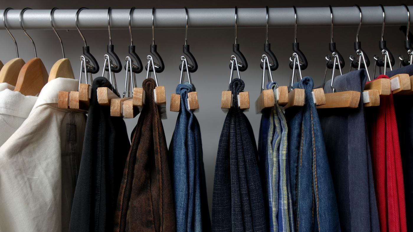 How Do You Keep Lint Off Black Pants?