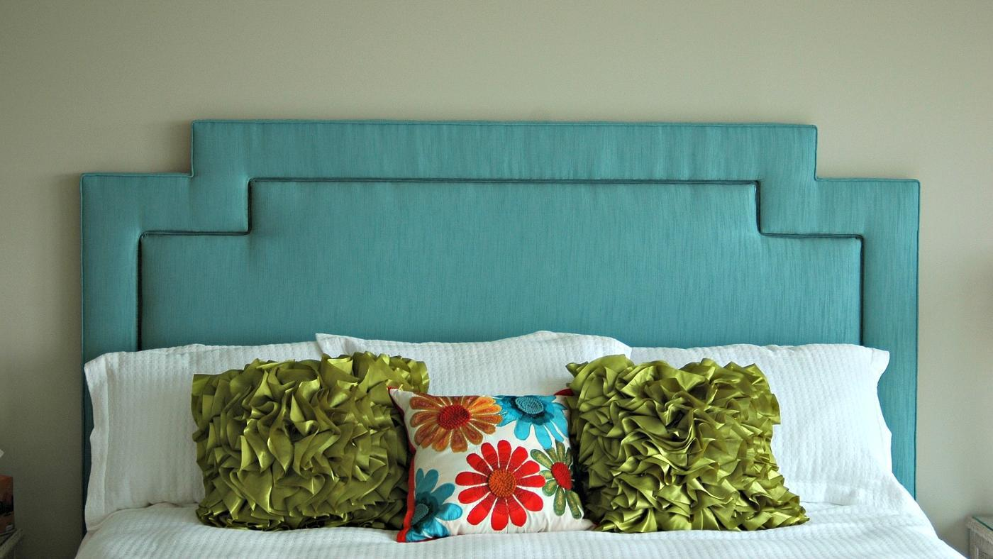 How Do You Make a Fabric Headboard?