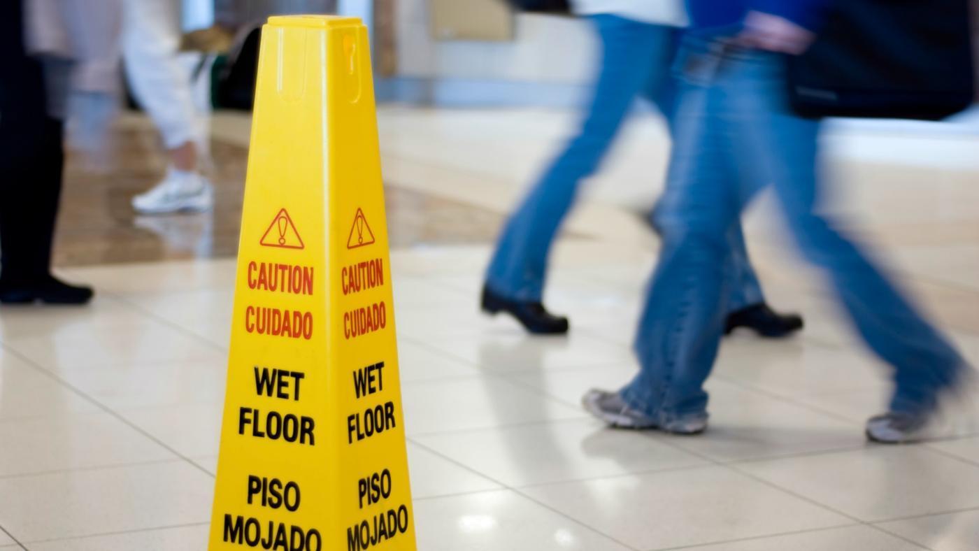 How Do You Prevent Slippery Floors?