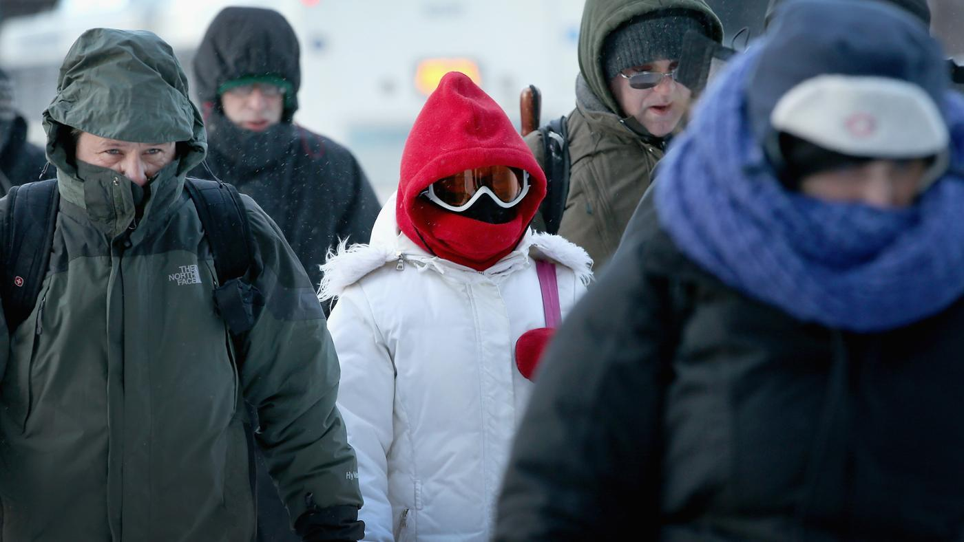 How Do Humans Adapt to Cold Weather?