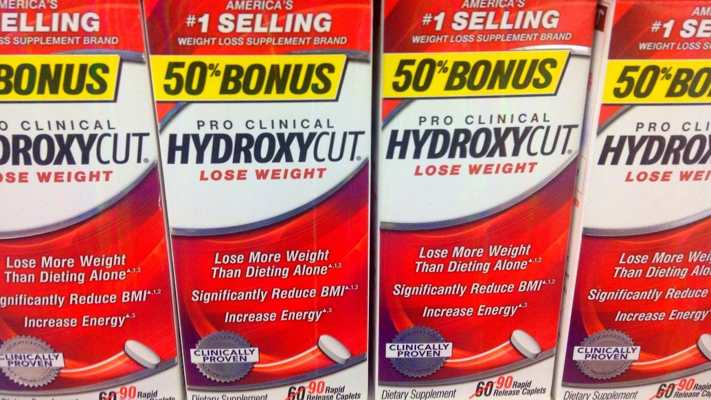 What Is Hydroxycut?