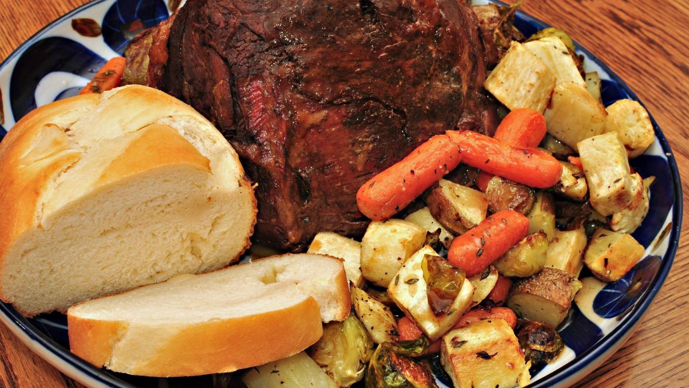 What Is the Ideal Cooking Time for a Porketta Roast?