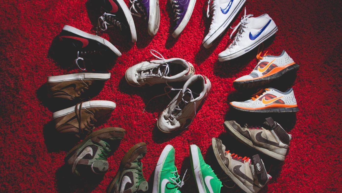 How Do You Identify a Nike Shoe?