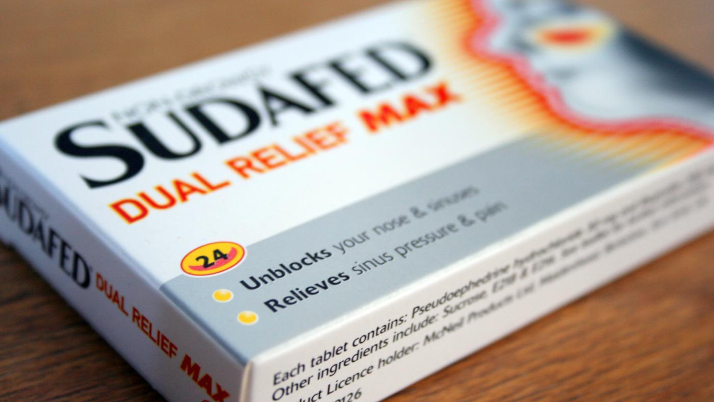 What Are the Ingredients in Sudafed?