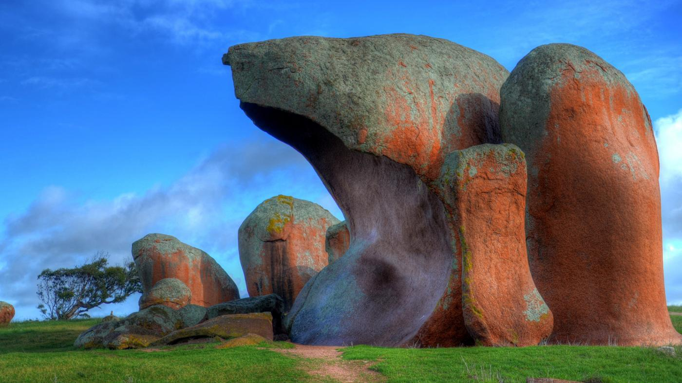 How Are Inselbergs Formed?