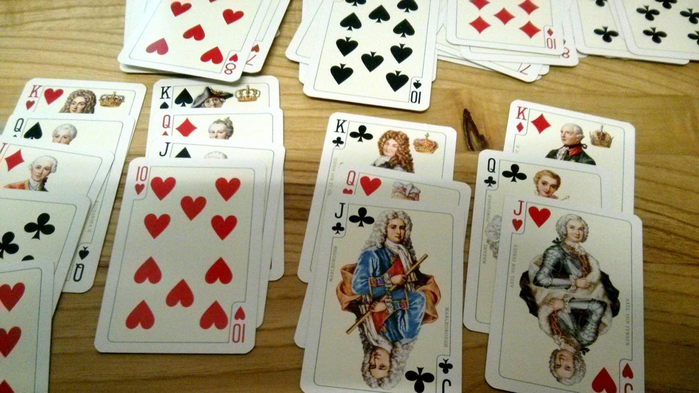 What Are the Instructions for a Simple Solitaire Card Game?