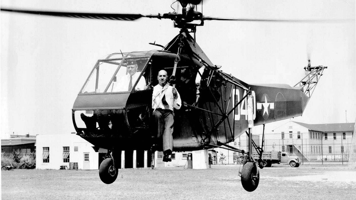 Who Invented the Helicopter?