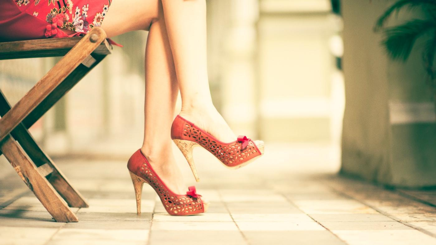 Who Invented High-Heeled Shoes?