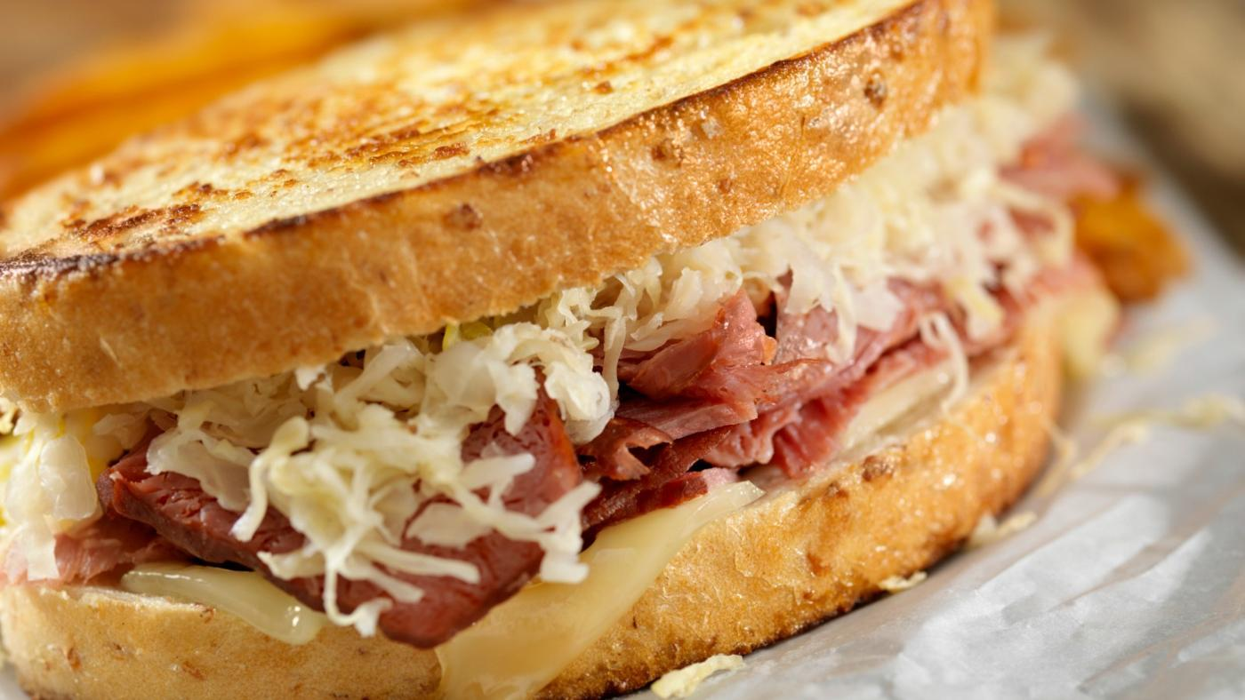 Who Invented the Reuben Sandwich?