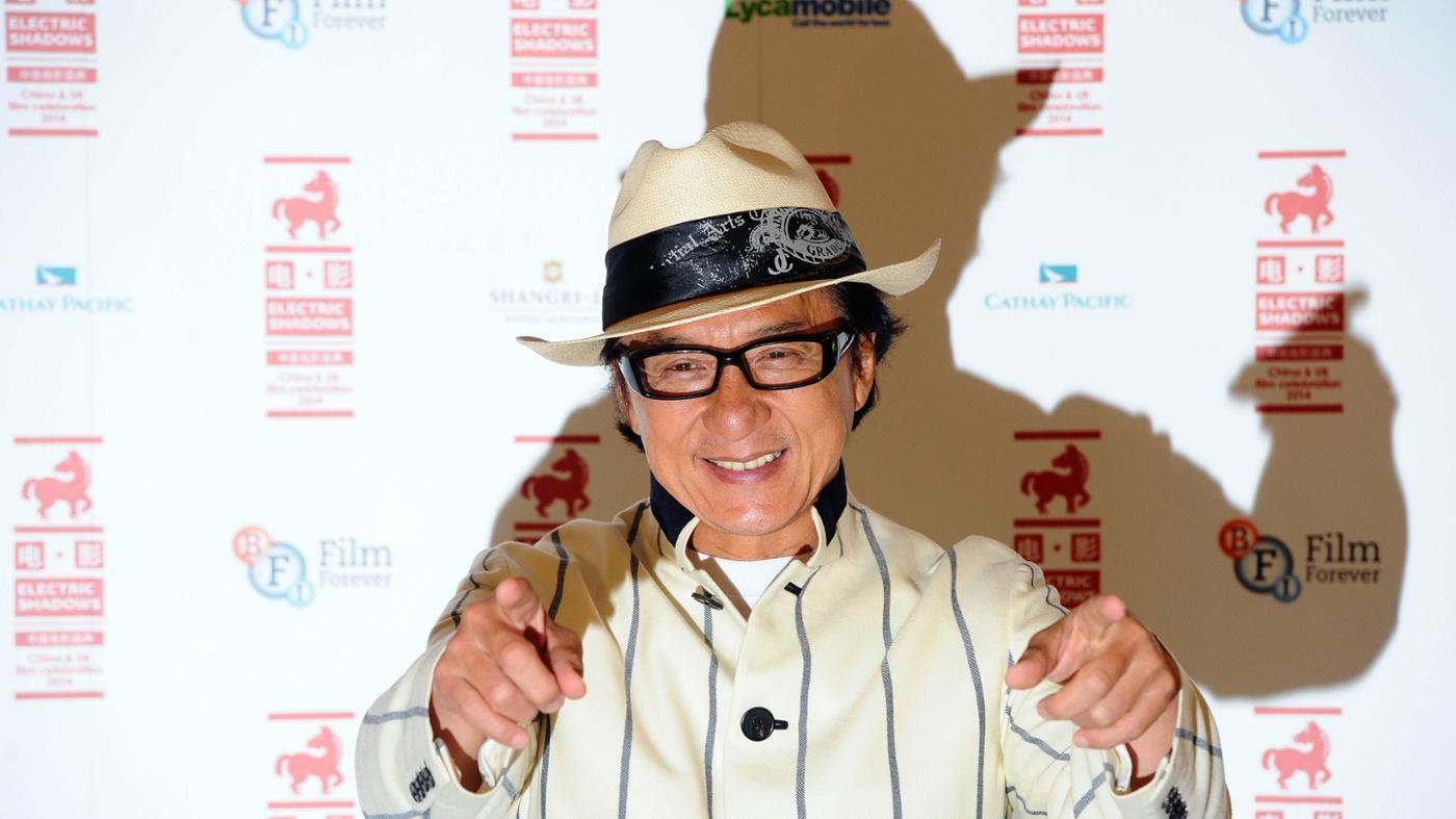 Who Is Jackie Chun?