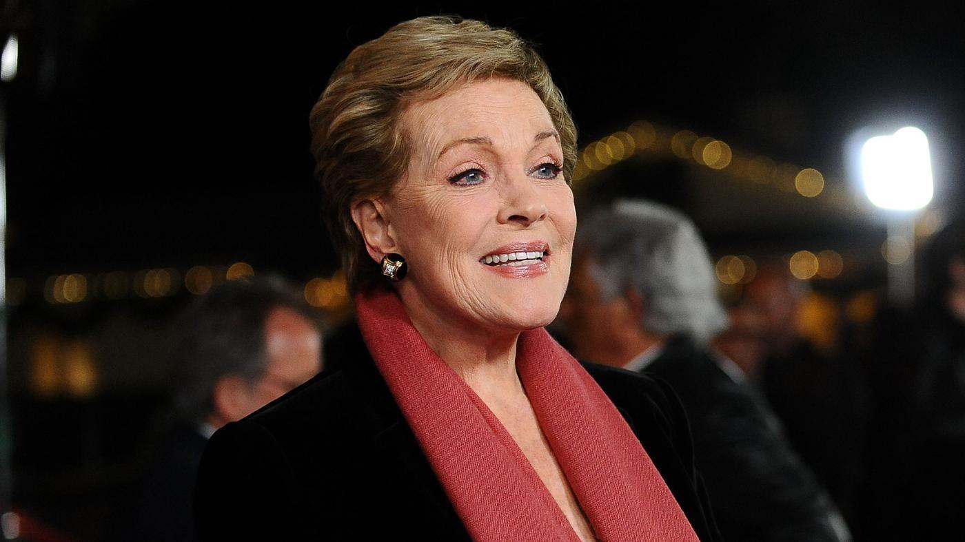 Who Is Julie Andrews?