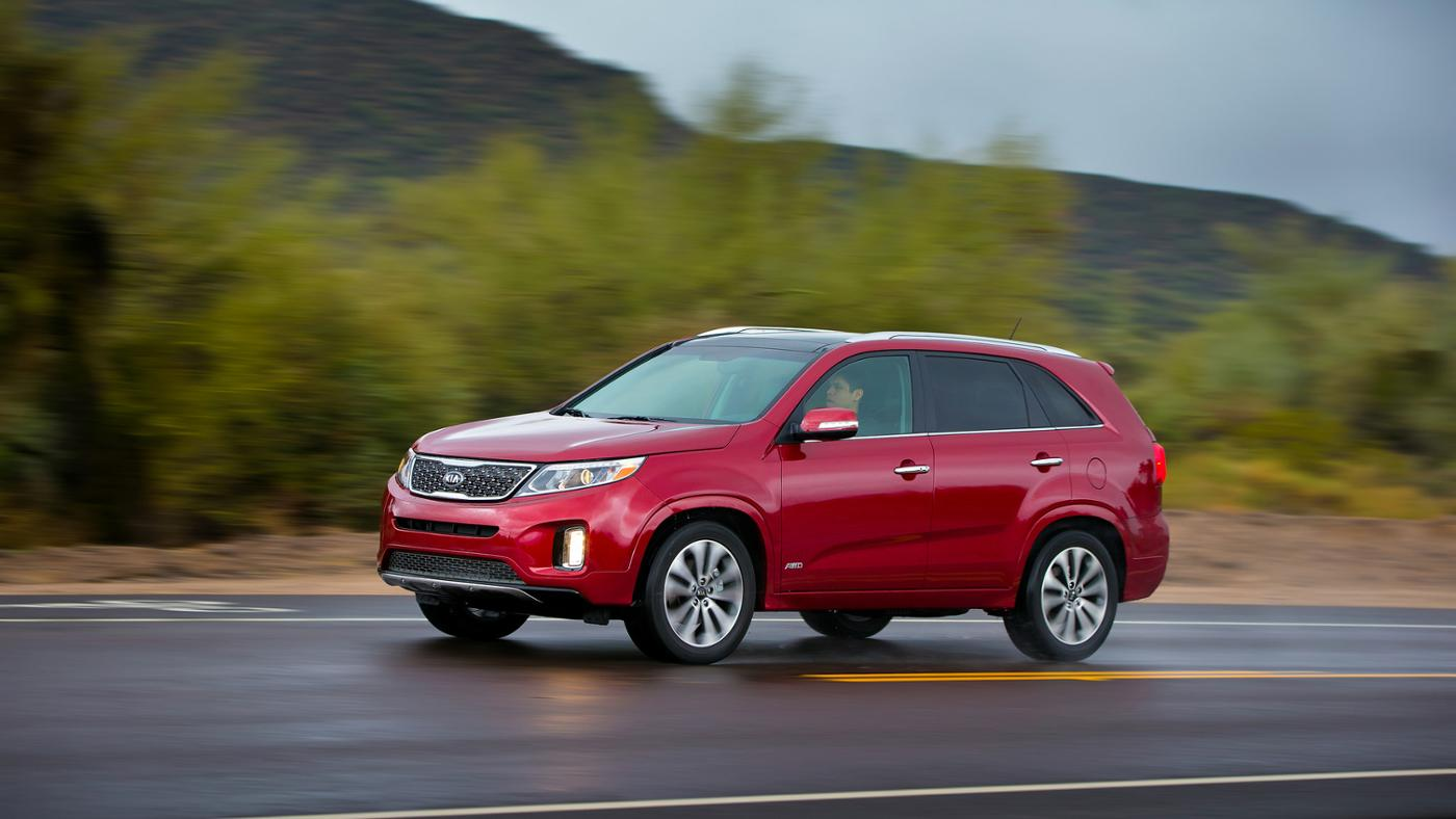 Does the Kia Sorento Have a Third Row Seat?