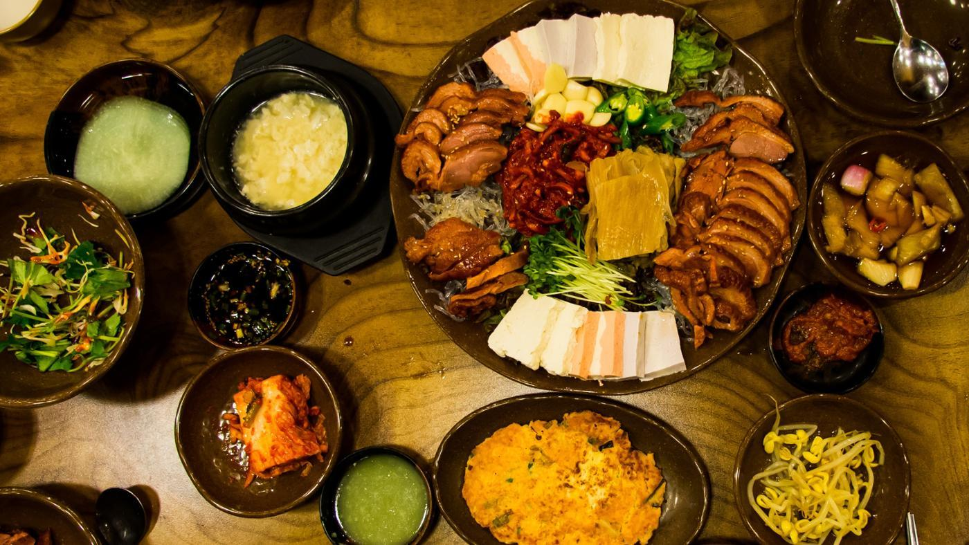 What Do Koreans Eat?