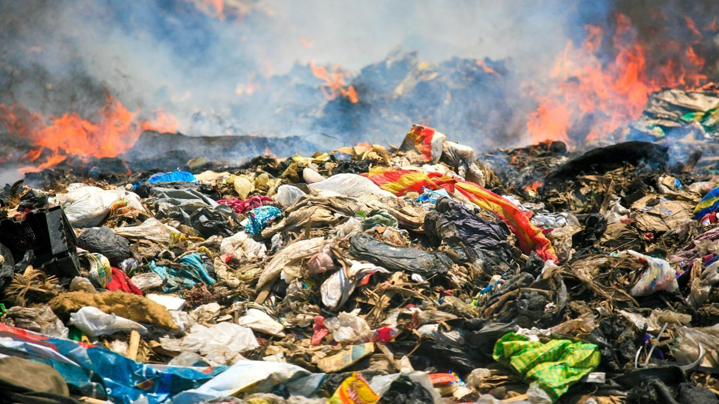 Causes, Effects and Solutions for Land Pollution
