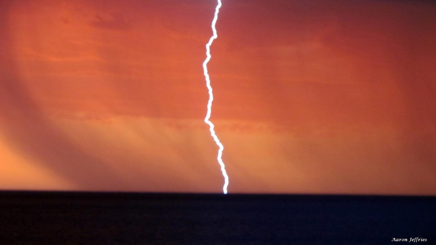 Does Lightning Make Noise?