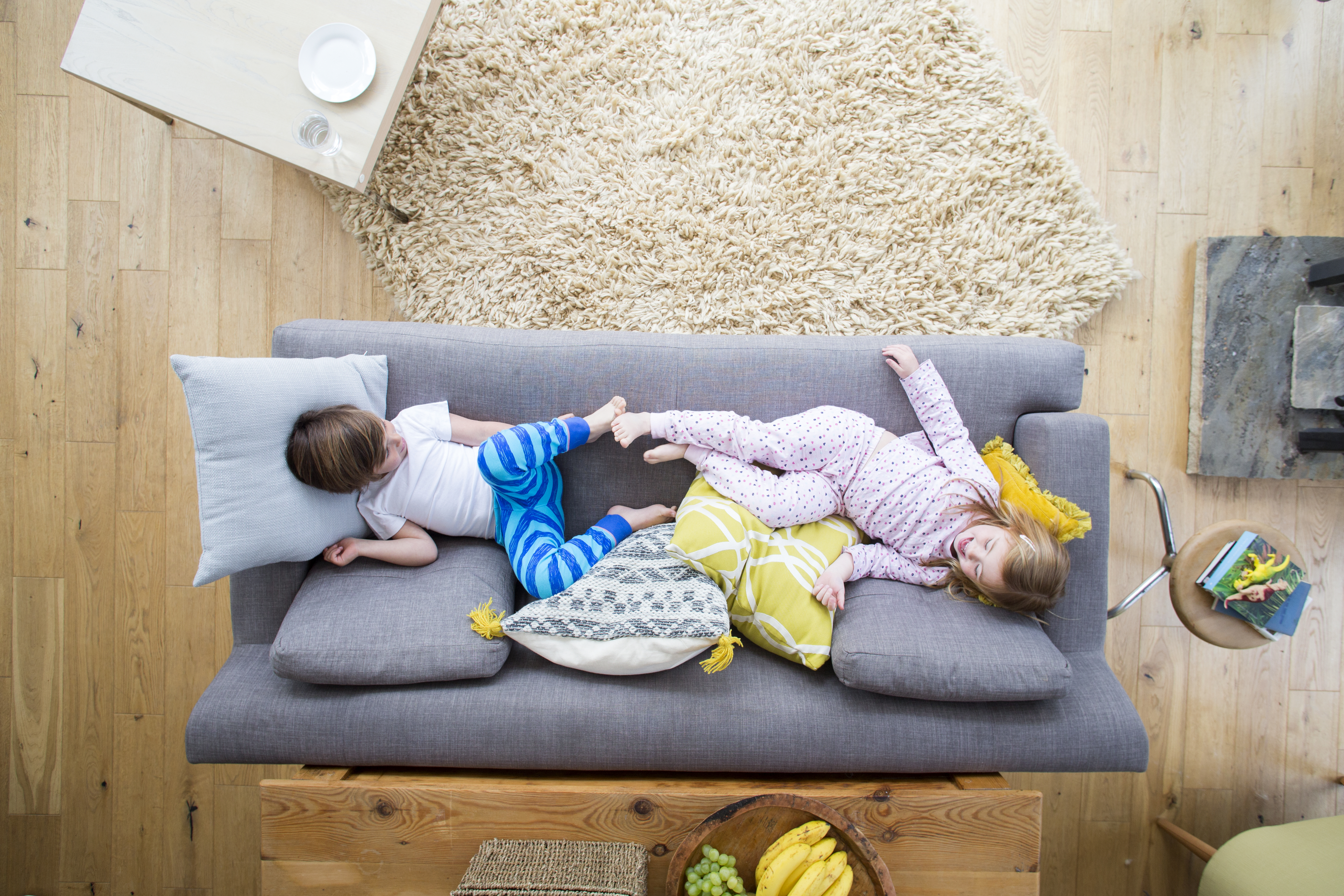 What Is the Difference Between a Living Room and a Family Room?