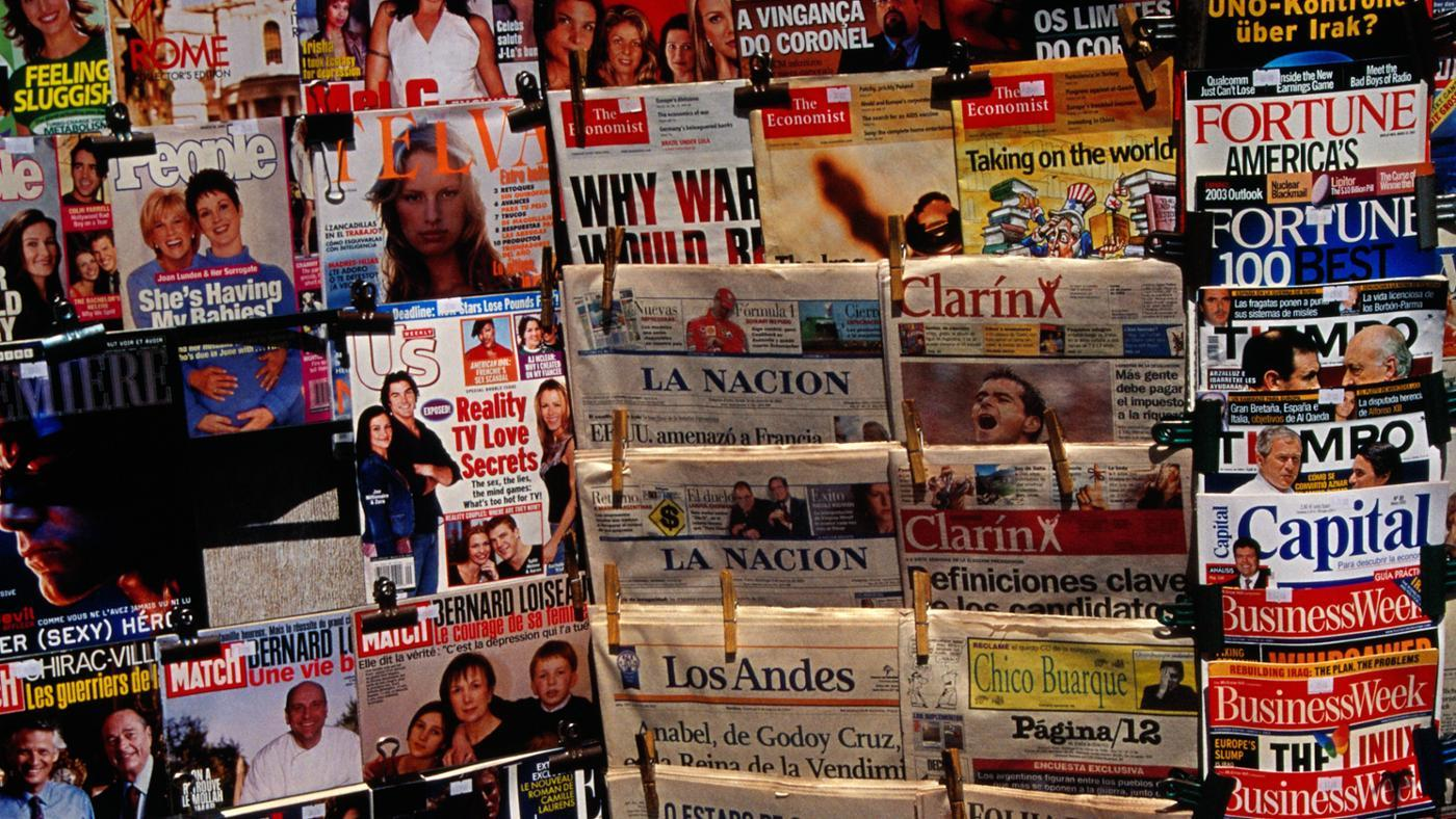 What Are the Main Differences Between a Newspaper and Magazine?