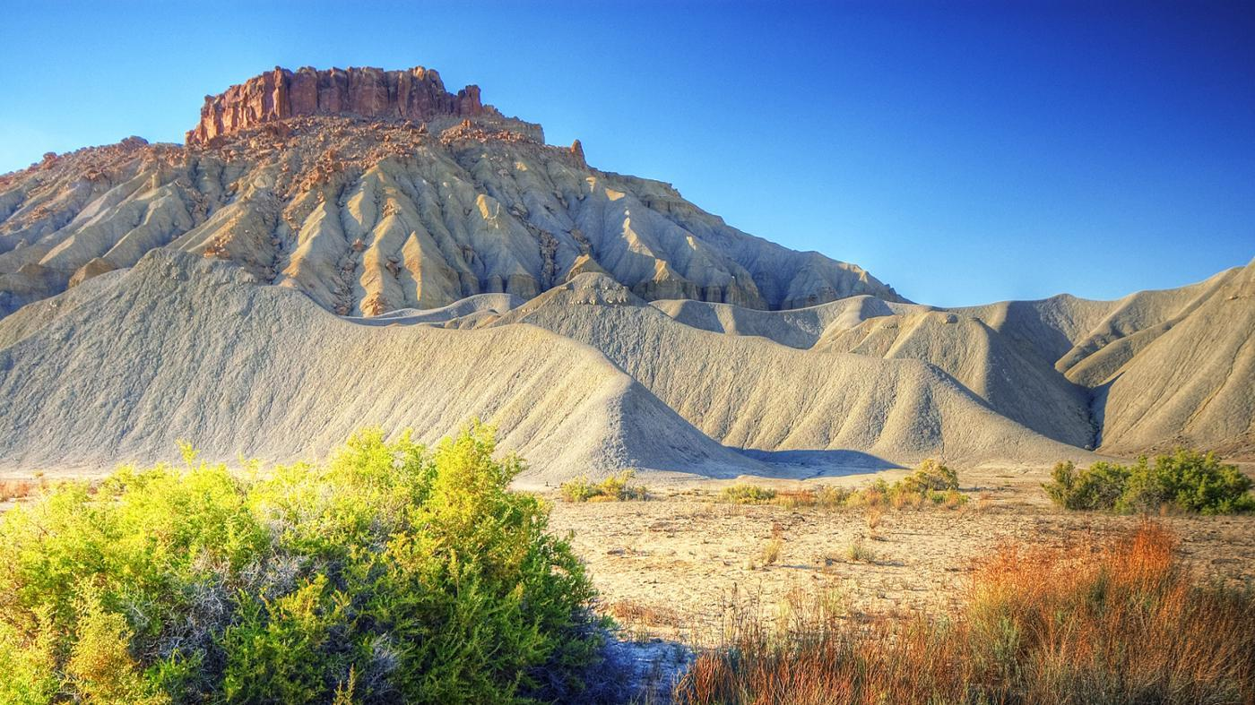 What Are the Main Landforms in the Desert?