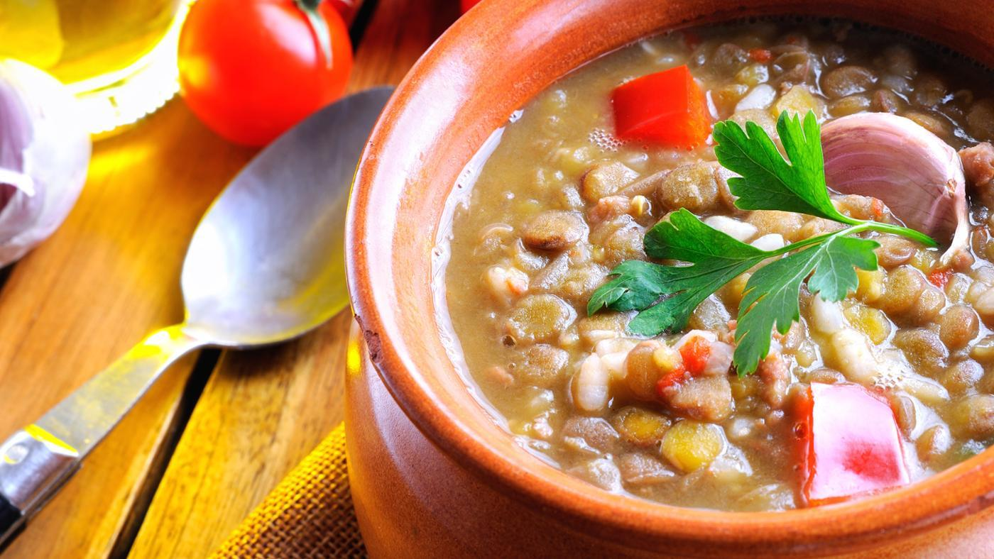 How Do You Make a Copycat Carrabba's Lentil Soup Recipe?