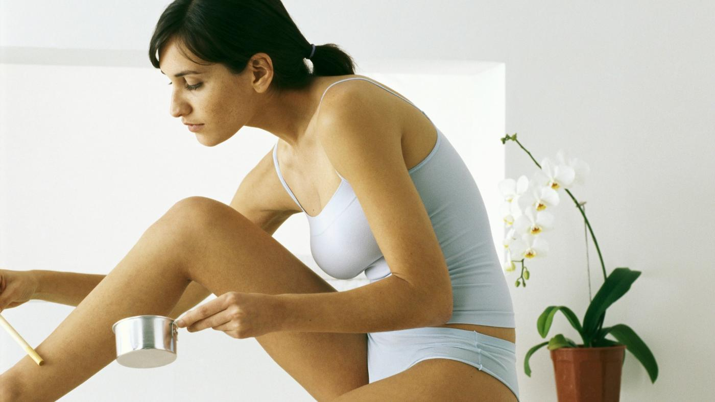 How Do I Make a Homemade Wax for Hair Removal?