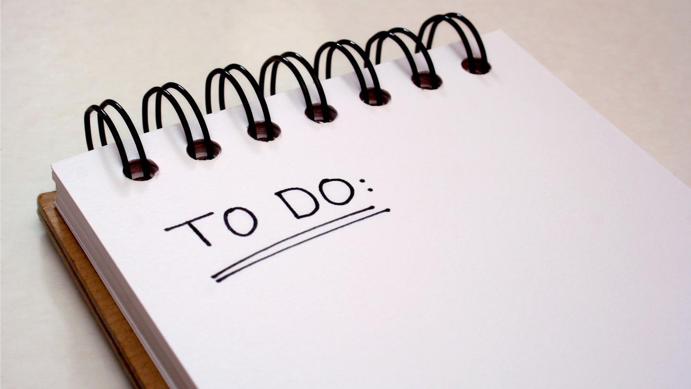 How Do You Make a to-Do List?