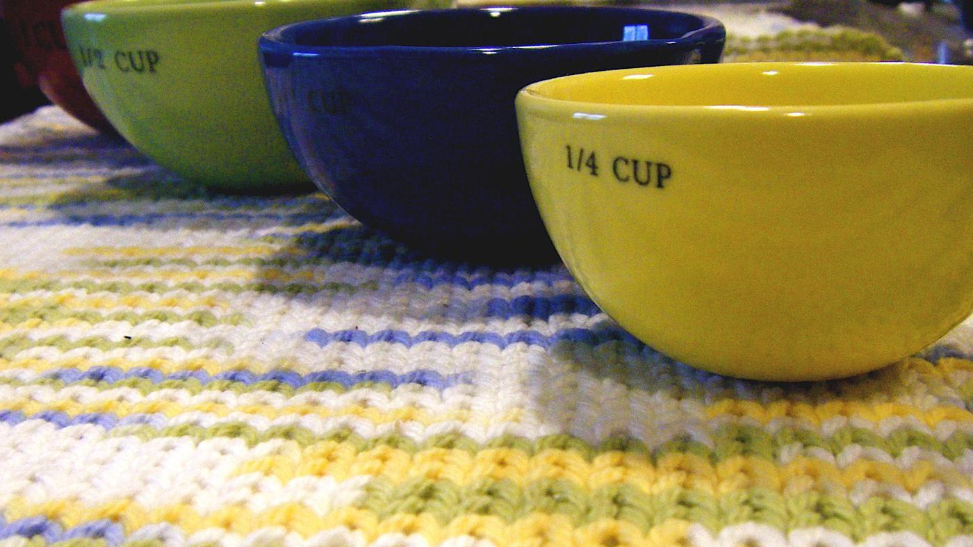 How Many Cups Equal Two Quarts?
