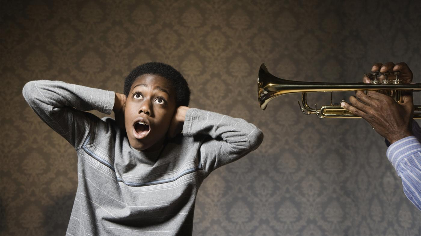 How Many Decibels Can the Human Ear Take?