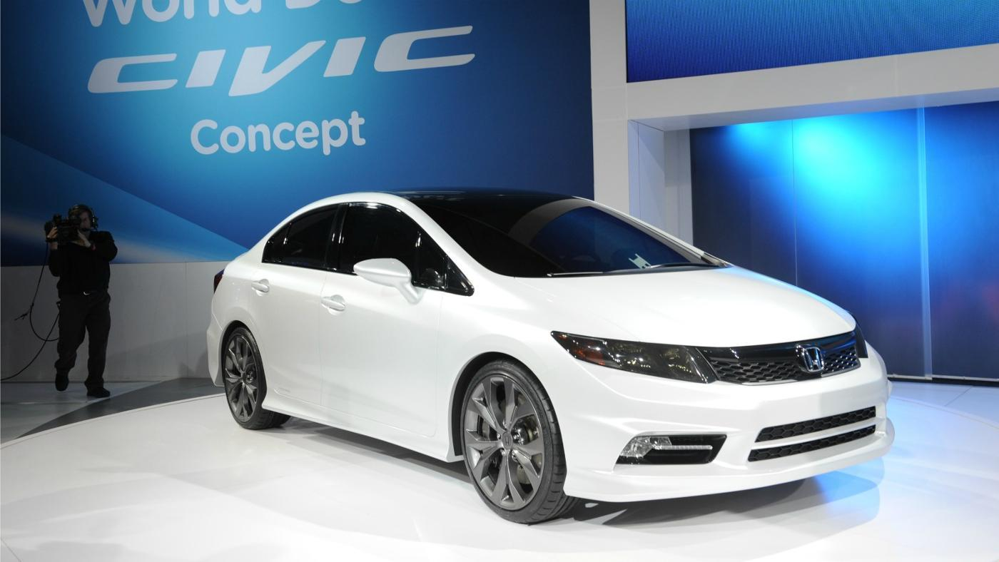 How Many Gallons of Gas Does a Honda Civic Hold?