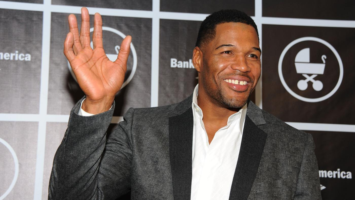 How Many Kids Does Michael Strahan Have?